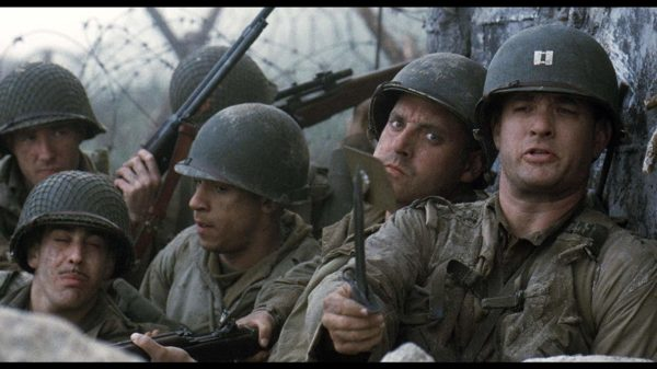 Vin Diesel ใน Saving Private Ryan (1997)
