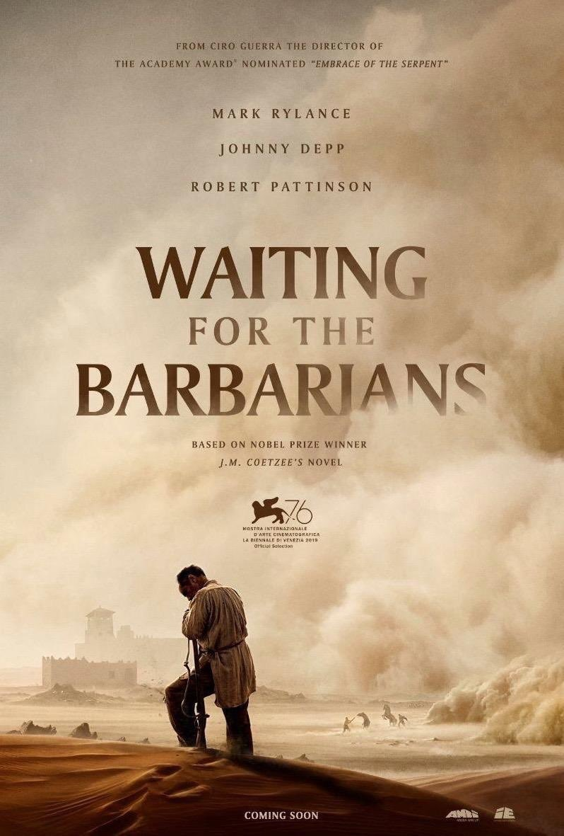 Extra Large Movie Poster Image for Waiting for the Barbarians (#1 of 2)