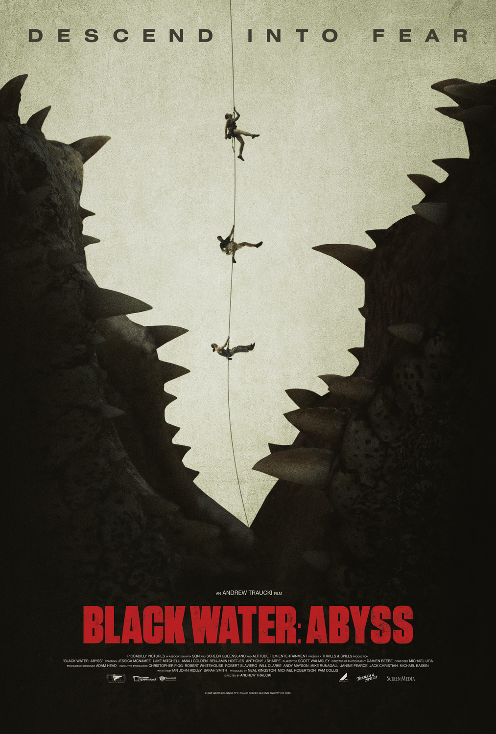 Extra Large Movie Poster Image for Black Water: Abyss (#1 of 2)