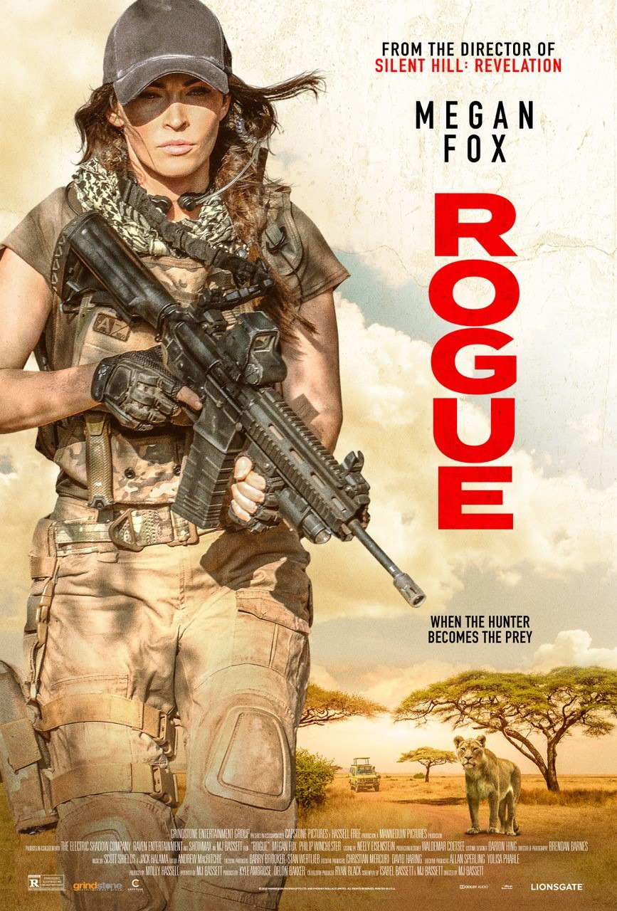 Extra Large Movie Poster Image for Rogue