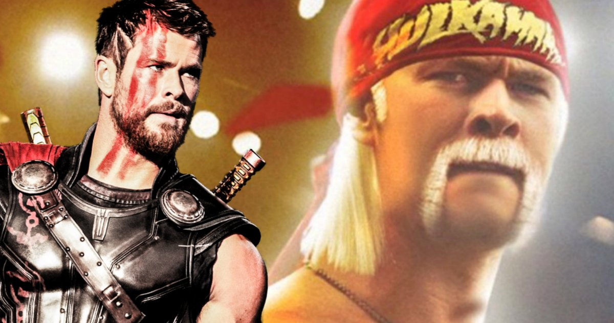 Chris Hemsworth Is Getting More Pumped for His Hulk Hogan Biopic ...