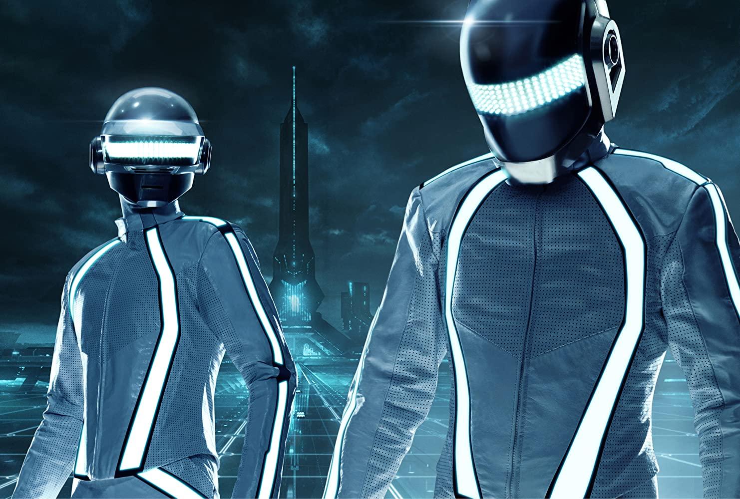 Daft Punk in Tron (2010)
