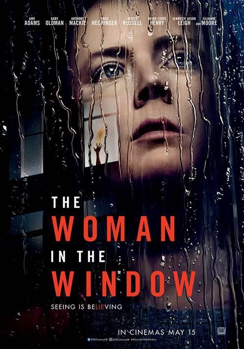 "Amy Adams ""จะเป็นหมา"" ในหนังตลกร้าย Nightbitch และ Woman in the Window  ย้ายไปสตรีมใน Netflix"