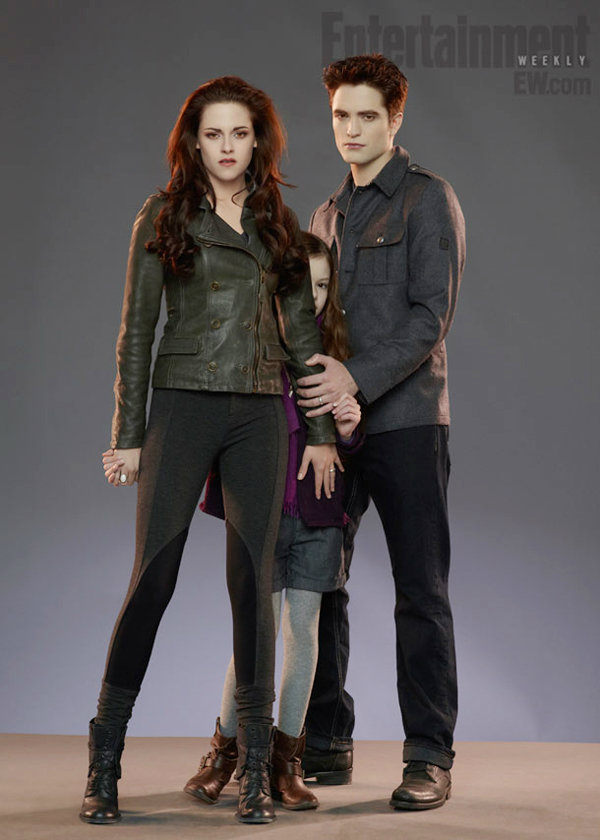 The Twilight Saga : Breaking Dawn Part 2