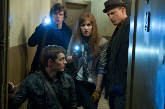 now you see me เรื่องย่อ