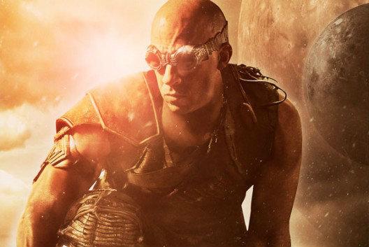 โปสเตอร์ฉบับทางการของ Riddick เผยโฉม!
