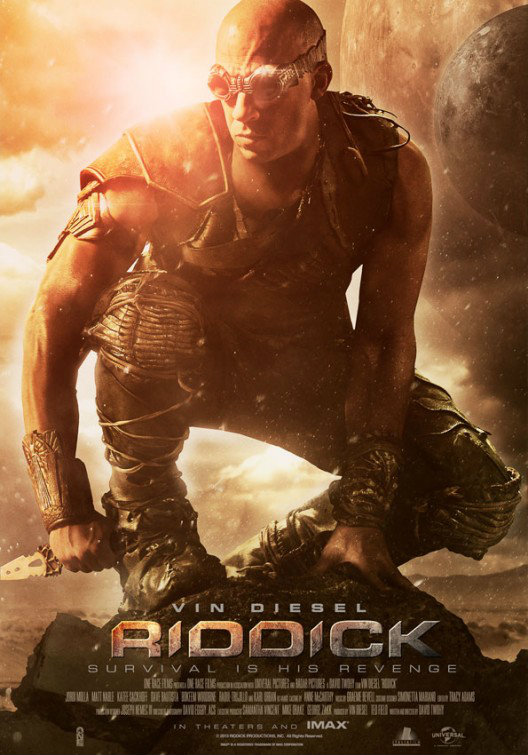riddick official poster