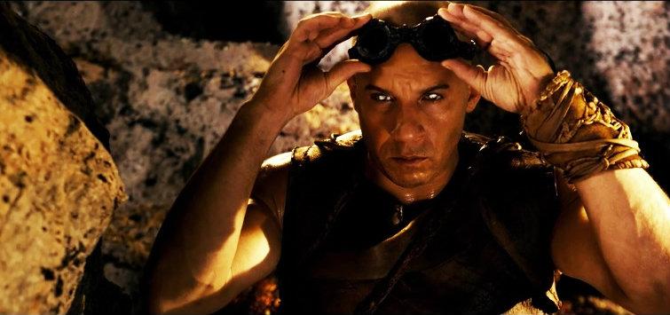 ตัวอย่างใหม่สุดโหดจาก Riddick ทะลวง เจาะ ตัด!