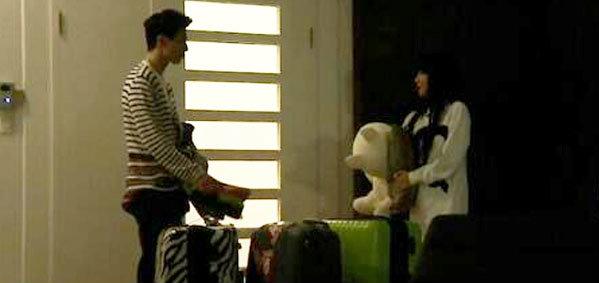 อีดงอุค กลายเป็นคนเงียบขรึมต่อหน้า พัคบอม (2NE1) ในรายการ 'Roommate'