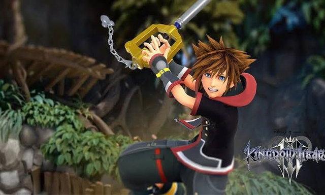 ตัวอย่างสุดท้ายของเกม Kingdom Hearts 3