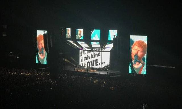 Ed Sheeran Divide World Tour 2019 : คอนเสิร์ตจบ คนไม่จบ!