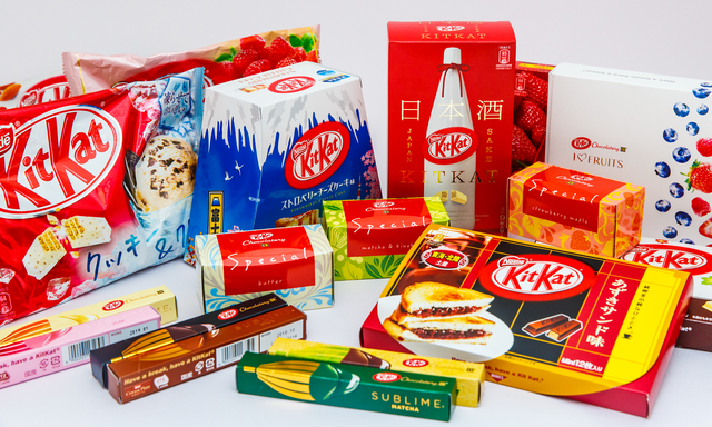 10 รสชาติ KitKat ที่ญี่ปุ่นเท่านั้น!