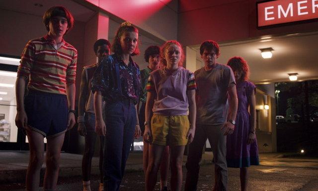 Stranger Things Season 3 : เป็นวัยรุ่นมันเหนื่อย