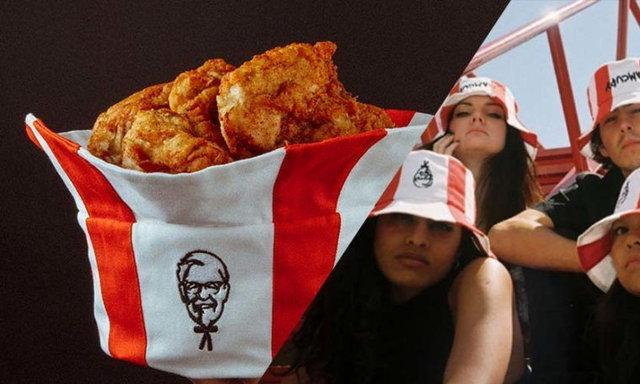KFC Bucket Hat ไว้สวม(หัว) หรือ ไว้(ใส่ของ)กินดีนะ!?