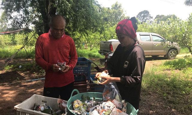 เกษตรกรบ้านบึงฉิม จ.ขอนแก่นหันมาปลูกฝรั่งแทนการปลูกพืชชนิดอื่นสร้างรายได้เฉลี่ยเดือนละ 20,000 บาท