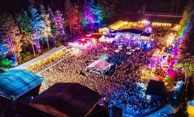 Good Vibes Festival กับจำนวนคนดูที่แน่นเอี๊ยดเกือบ 2 หมื่นคน