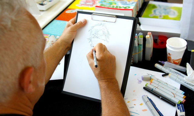 นักเขียนการ์ตูน #บอลลูนกับความฝันในวัยเด็ก