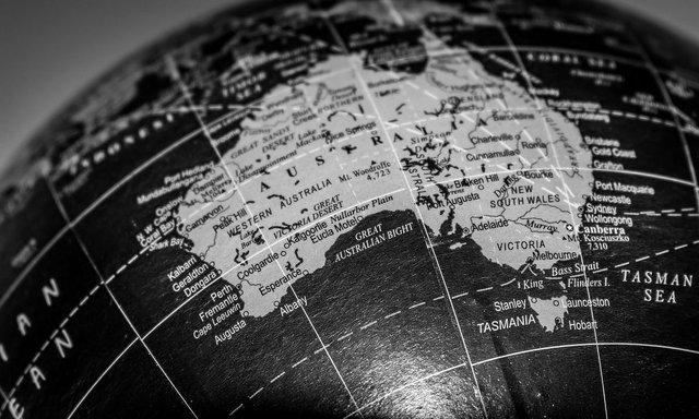 เมืองหลวงของประเทศต่างๆ ในทวีปออสเตรเลีย และหมู่เกาะในมหาสมุทรแปซิฟิก
