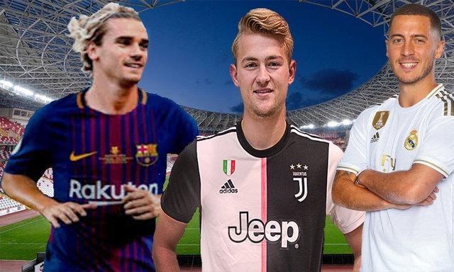 3 อันดับ การย้ายทีมที่มีมูลค่าสูงที่สุดของ 5 ลีกใหญ่ของทวีปยุโรป ในช่วงซัมเมอร์ของฤดูกาล 2019/2020