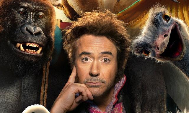 """ดูหนัง Dolittle ผลงานใหม่ของ """"Downey Jr."""" หลังปลดประจำการไอรอนแมน!!"""