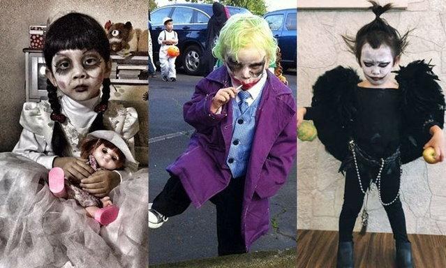 20 ไอเดียจัดเต็มชุด Halloween ของเหล่ากุ๊กกู๋จิ๋ว