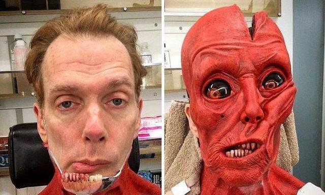 13 ภาพ Before and After แล้วคุณจะอึ้งกับสุดการแต่งหน้าสเปเชียลเอฟเฟกต์ของฮอลีวูด