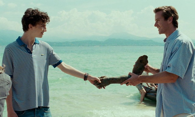 Call me by your name ความรักไม่จำกัดเพศ [รีวิว]