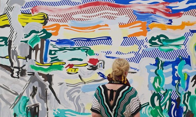 13 ศิลปะการมอง...ศิลปะ ผ่านสายตาศิลปิน
