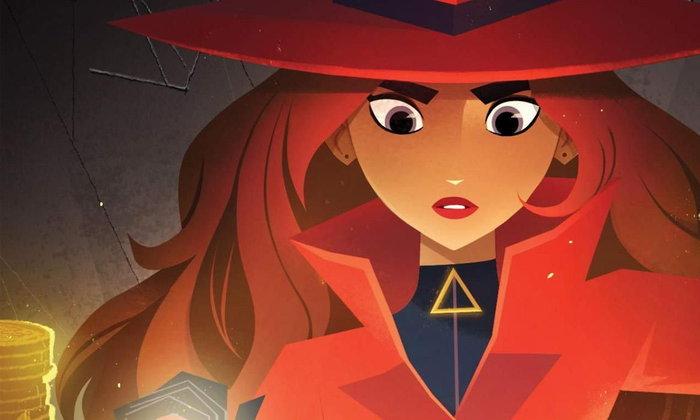 [รีวิว] ซีรี่ส์ Carmen Sandiego โจรสาวชุดแดง