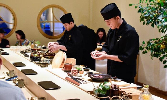 เราจะได้กินอะไรบ้างในคอร์สโอมากาเสะมื้อกลางวันของ Yuzu Omagase ที่สยามสแควร์