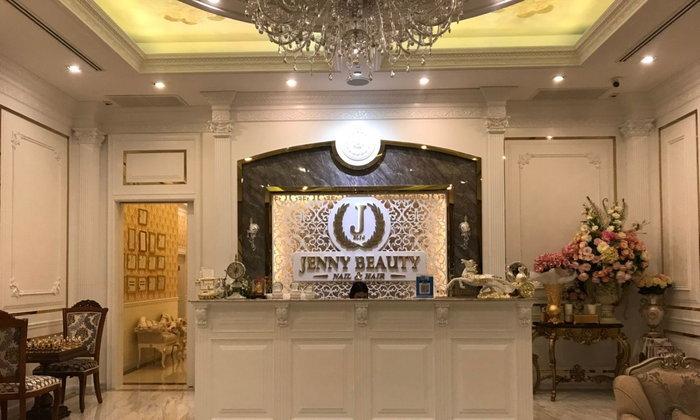 พามาทำเล็บที่ Jenny Beauty เปลี่ยนวันหยุดสุดชิวให้เป็นดั่งเจ้าหญิงในเทพนิยาย