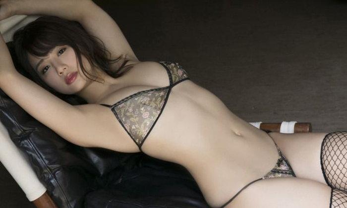 เปิดวาร์ป Natsumi Hirajima กราเวียร์คนดังจากเเดนปลาดิบ สมาชิก akb48_ex !!