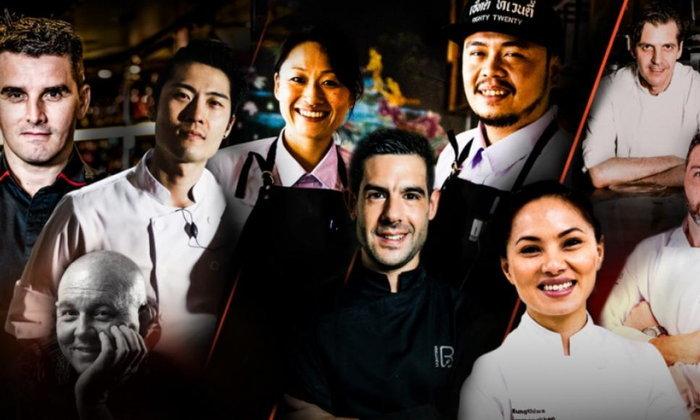 BK Top Tables Champions โอกาสเดียวที่จะได้ชิมอาหารจากสุดยอด 20 ร้านที่ได้รางวัล BK Top Tables