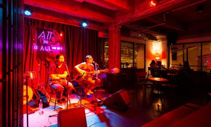 All In Bistro and Bar บาร์กินดื่มลับที่ทุ่มหมดหน้าตักให้อาหารรสจัด ค็อกเทล และวงดนตรีที่คัดมาแล้วว่าดี