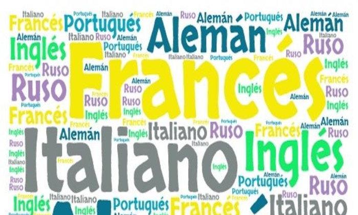 ชื่อภาษาต่างๆ เป็นภาษาสเปน