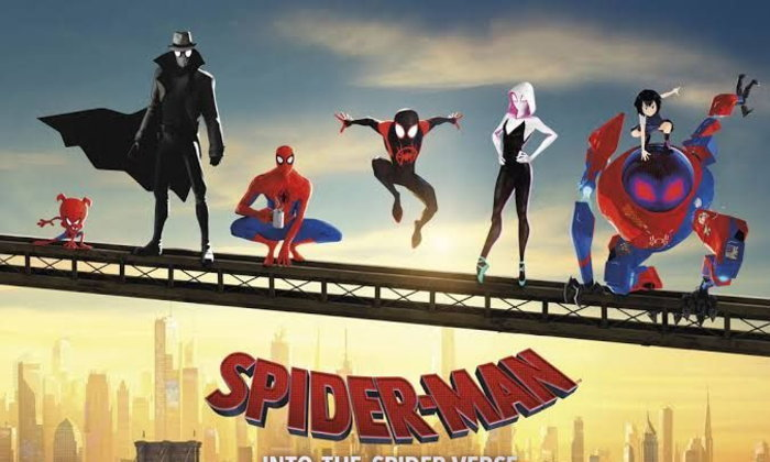 [รีวิว] Spider-Man : Into The Spider-Verse