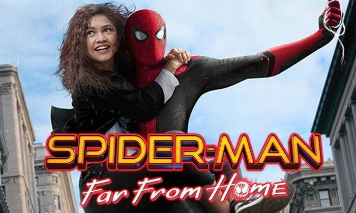 Teaser ตัวอย่างแรก Spider-Man : Far From Home มาแล้ว !!!