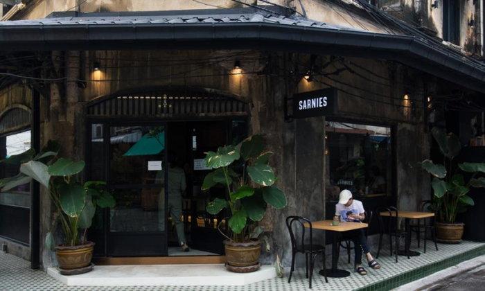 Sarnies Bangkok คาเฟ่ที่ส่งตรงจากสิงคโปร์กับสาขาที่ 2 ในกรุงเทพฯ