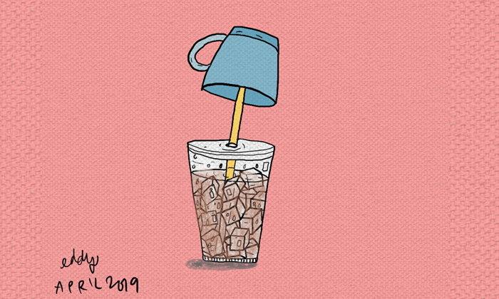 KOFFEE KULTURE จะดื่มเย็นให้หายร้อนหรือผ่อนคลายกับกลิ่นกรุ่น
