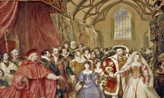 เหล่าราชวงศ์ผู้มีชีวิตสมรสอันโหดร้าย