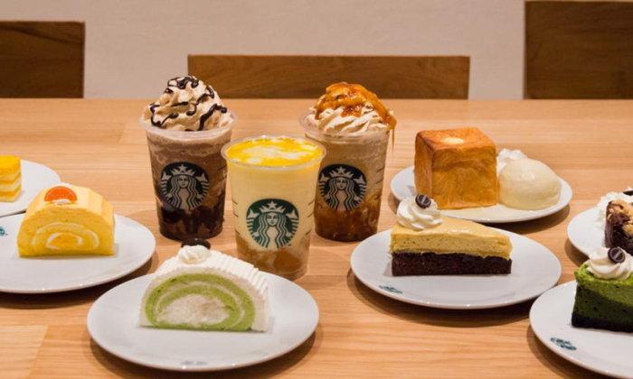 ออกไปดับร้อนด้วยเครื่องดื่มและขนมหวานจาก Starbucks ที่จะมาเสิร์ฟให้ชื่นใจในช่วงหน้าร้อนนี้