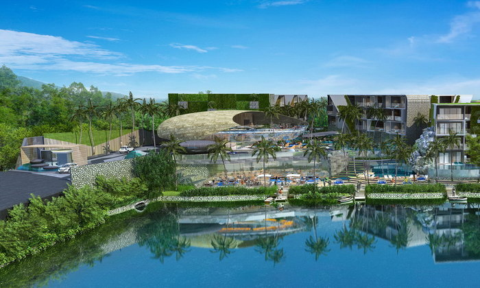 ซิซซา กรุ๊ป เผยความคืบหน้าโครงการ WYNDHAM Nai Harn Beach Phuket ไปแล้วกว่า 80% เตรียมจัดงานใหญ่ CISS