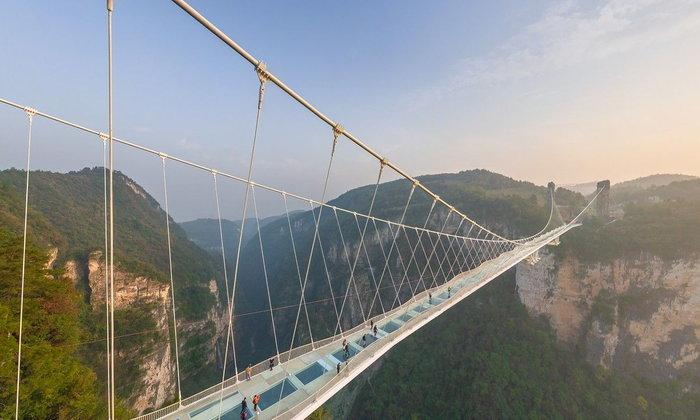 7 สะพานที่หวาดเสียวที่สุดในโลก