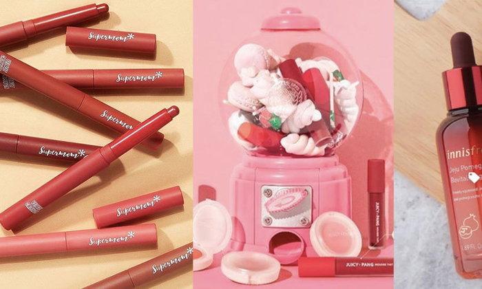 Makeup Of The Month เครื่องสำอางน่าซื้อ ประจำเดือนพฤษภาคม 2019