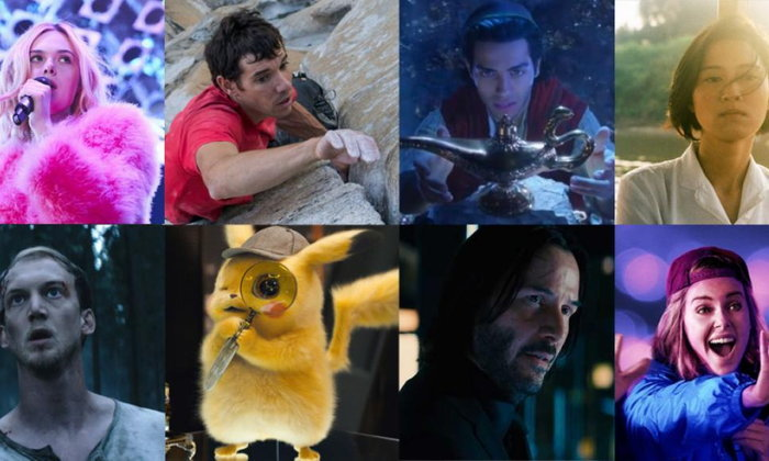 รวม 10 หนังน่าดูประจำเดือนพฤษภาคม 2019