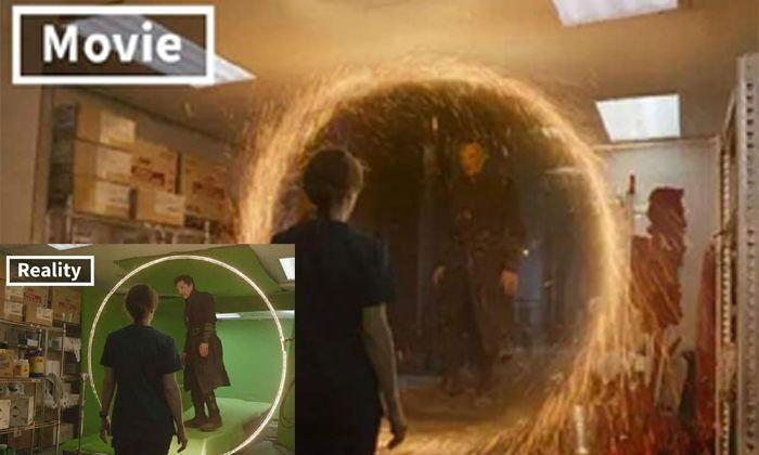 เคยเห็นมั้ย CG ในหนัง เบื้องหลังจะเป็นยังไงนะ?