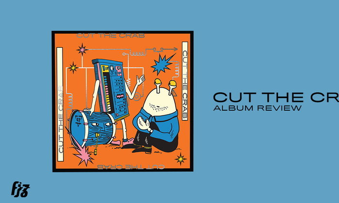 คลอดมาให้ฟังแล้ว อัลบั้มแรกของ Cut The Crab วงอิเล็กทรอนิกสุดแพรวพราว