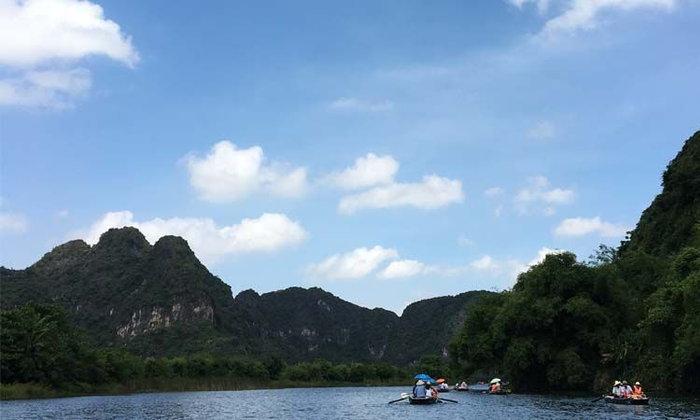 จ่างอาน มรดกโลกแห่งเวียดนาม พายเรือลอดถ้ำ ชมความงามธรรมชาติ