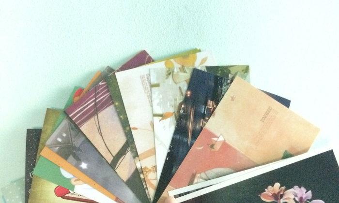 โปสการ์ด...กระดาษการ์ดเล็ก ๆ ที่ใคร ๆ มักเขียนส่งยามท่องเที่ยว