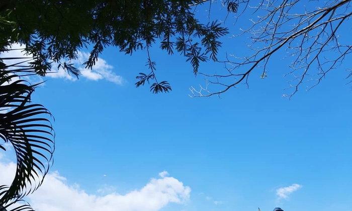ท้องฟ้าแต่ละเวลาแต่ละที่